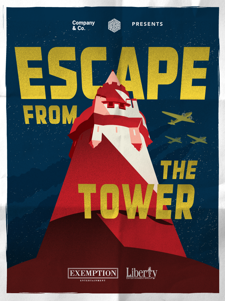 Escape From the Tower