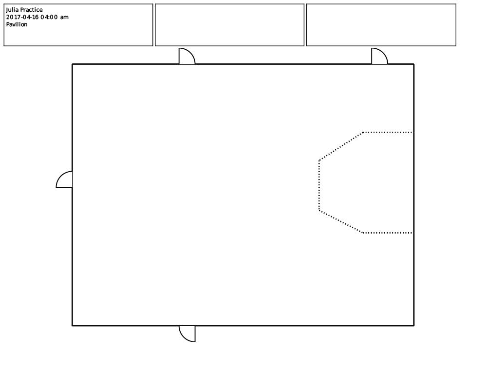Blank Glass Pavilion