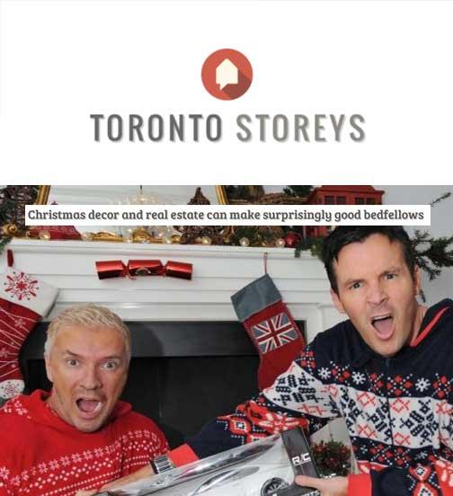 Toronto Storeys