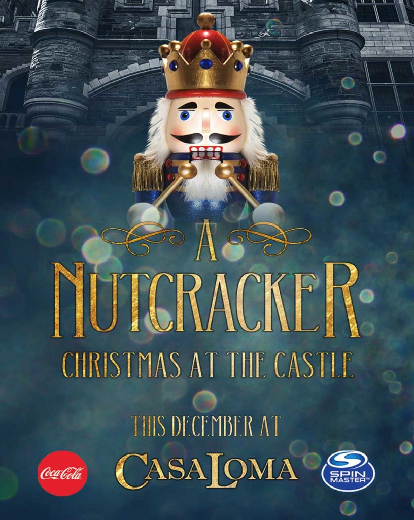 A Nutcracker Christmas at the Castle