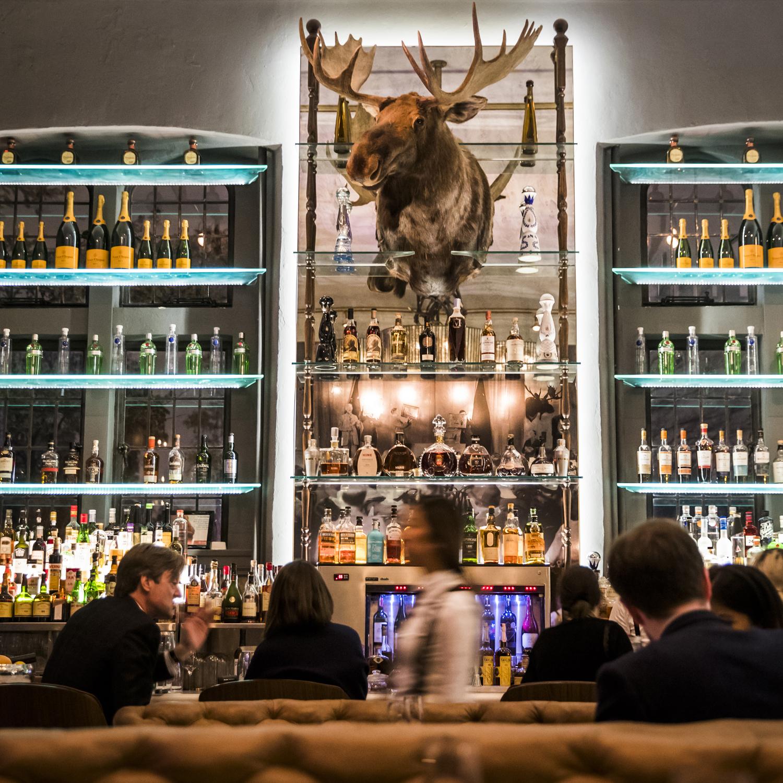 BlueBlood Steakhouse Art Collection - Casa Loma