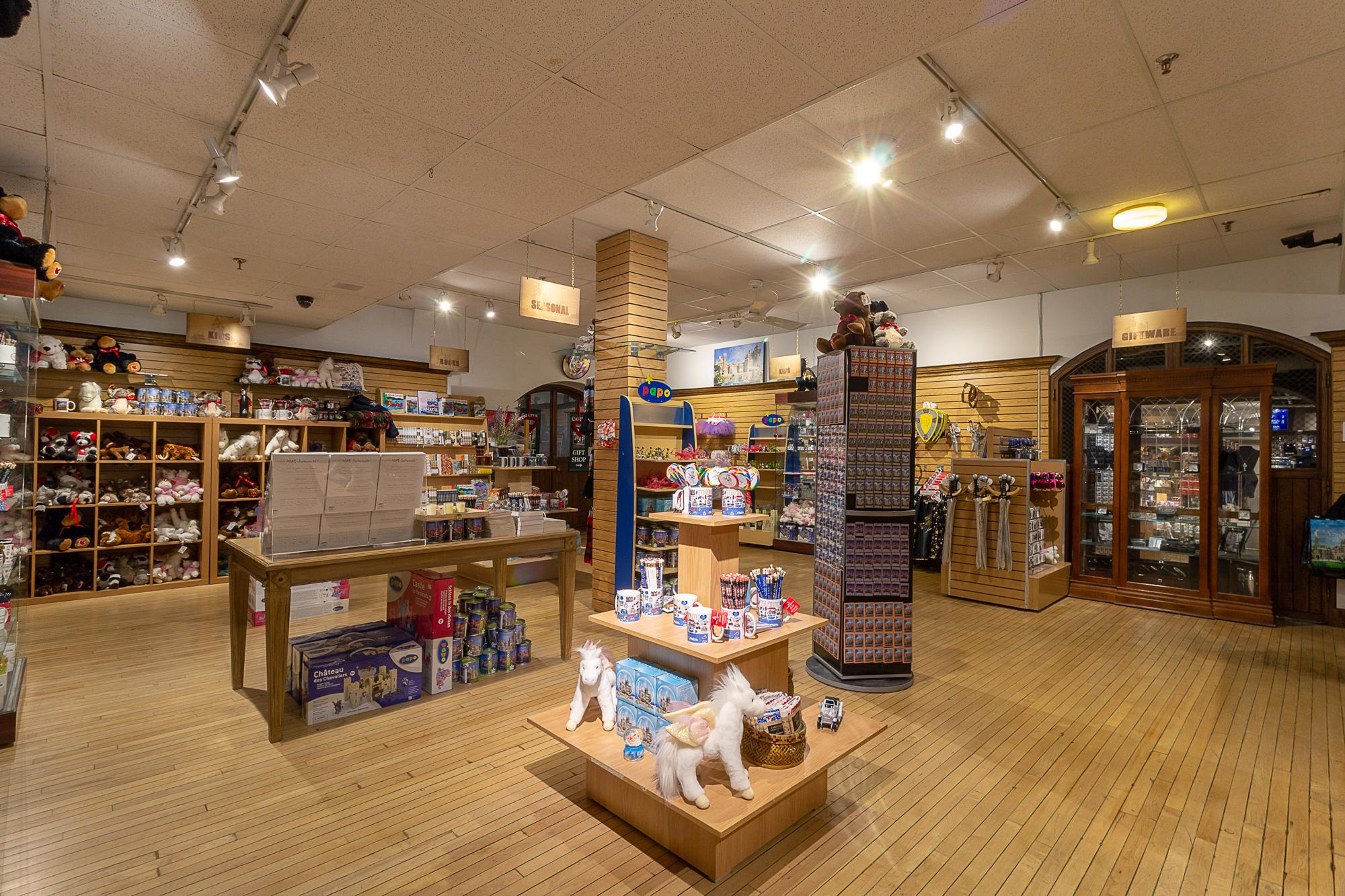 Casa Loma gift shop