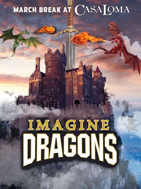 MARCH BREAK: IMAGINE DRAGONS