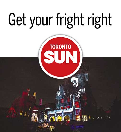 The Toronto Sun Legends of Horror