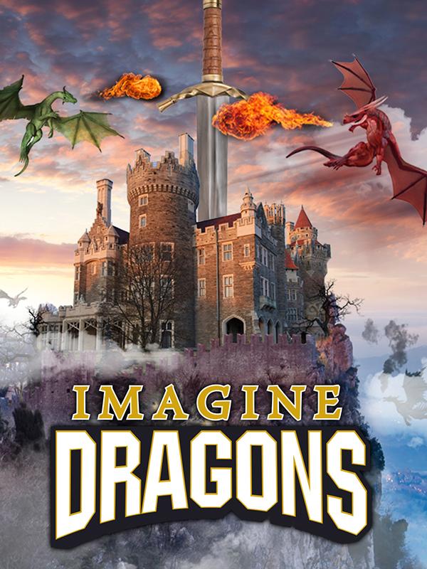 Imagine Dragons at Casa Loma