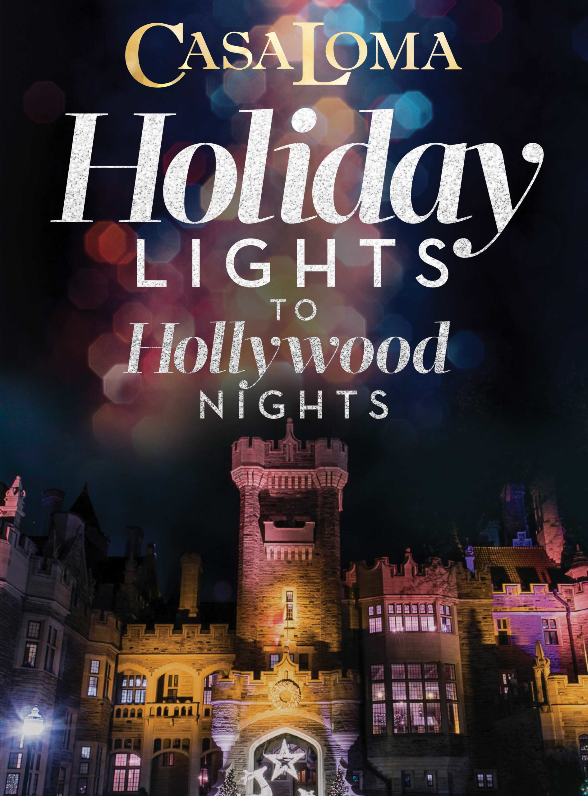 Holiday Lights to Hollywood Nights Tour