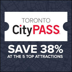 Save 38 Percent on Toronto's top five attractions