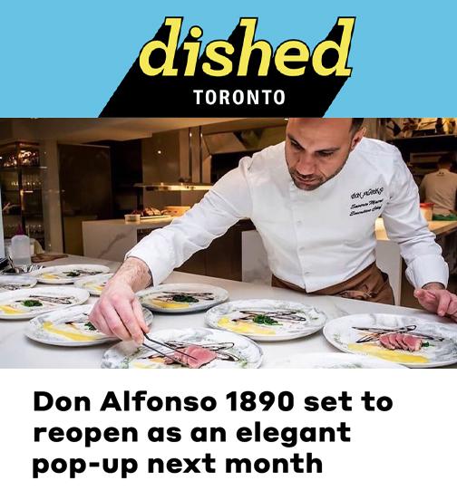 Dished Toronto