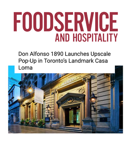 Food Service and Hospitality Magazine