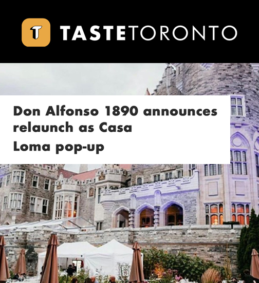 Taste Toronto